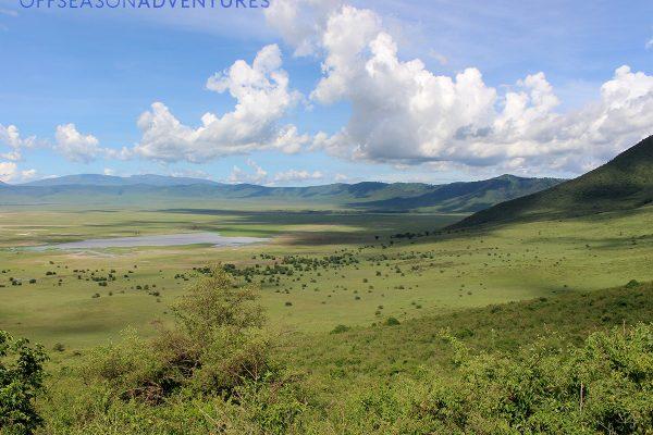 DT- Ngorongoro Crater