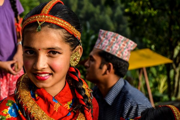 People of Nagarkot