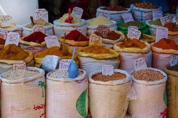 tunisia spices