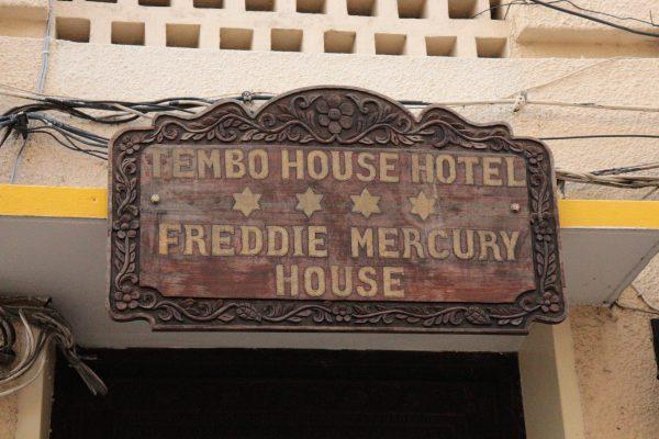 freddie house